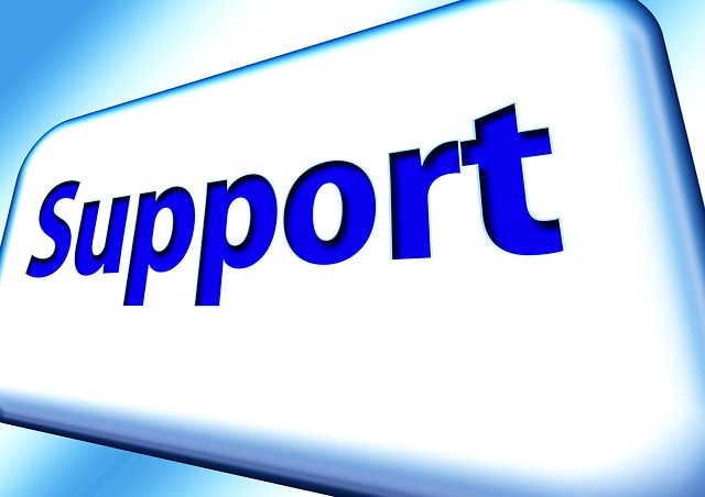 תמיכה מקוונת
